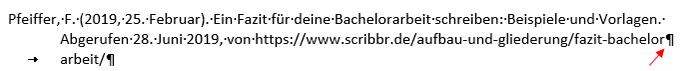 internetquellen-zitieren-URL-trennen-absatz