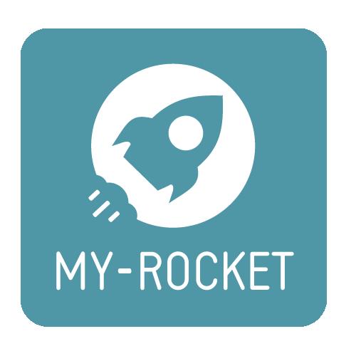 MY-ROCKET logo