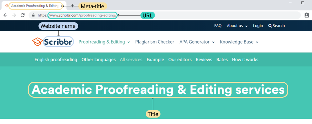 MLA web page citation example