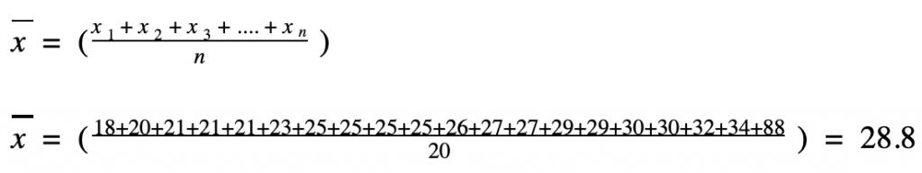 berechnung-arithmetisches-mittel