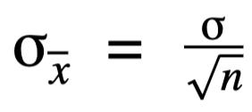 formel-standardfehler