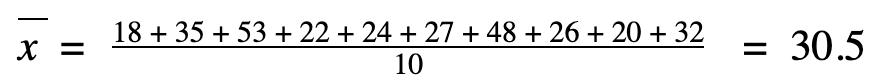 varianz-bestimmen-arithmetisches-mittel-berechnen