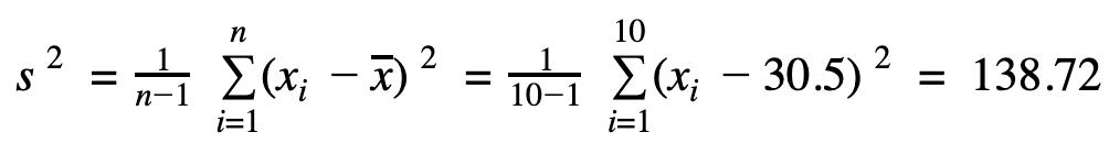 varianz-bestimmen-arithmetisches-mittel-einsetzen