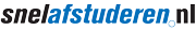 Snelafstuderen logo