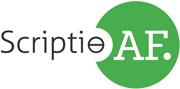 ScriptieAf logo