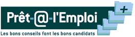 www.pretalemploi.fr logo