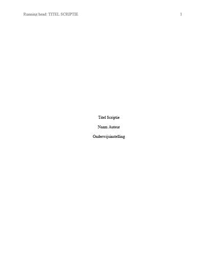 apa-voorbeeld-titelblad