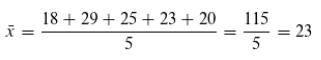 Gemiddelde berekenen