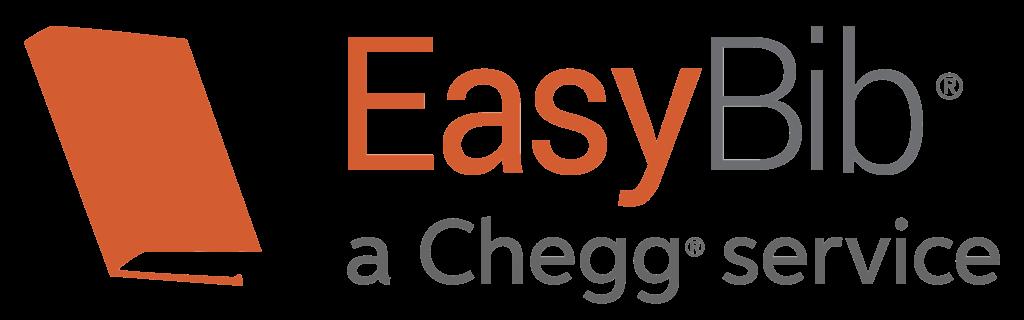 EasyBib plagiarism checker logo