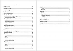 aufbau-gliederung-masterarbeit-psychologie