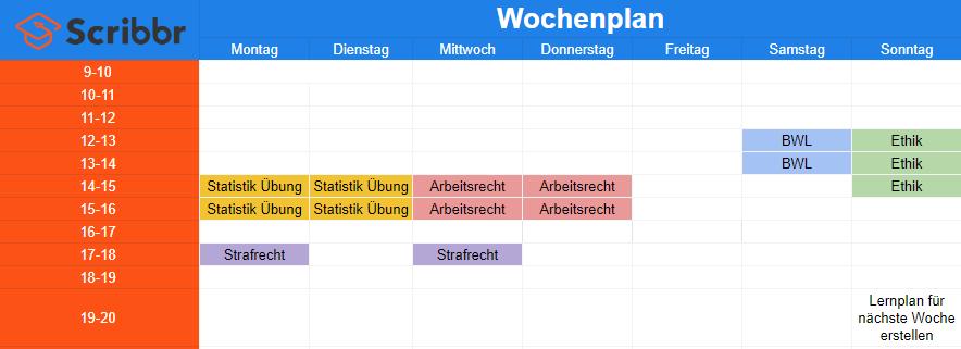 lernplan-wochenplan-scribbr