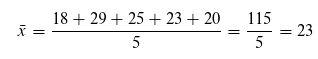 Standardabweichung berechnen
