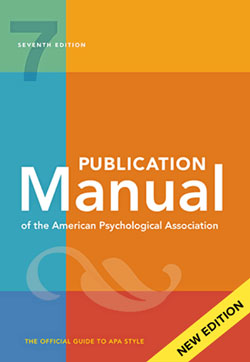 APA 7th edition publication manual