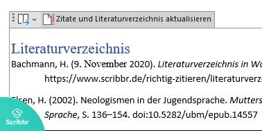 literaturverzeichnis-word-aktualisieren-scribbr