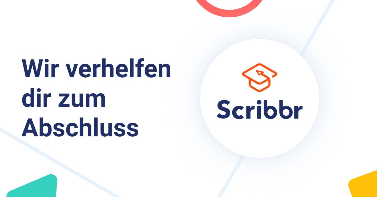 www.scribbr.de