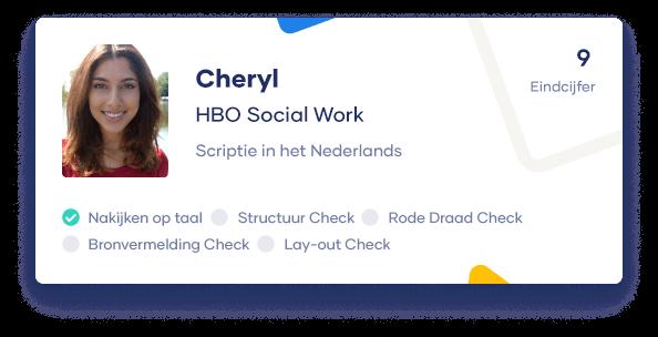 Cheryl ID