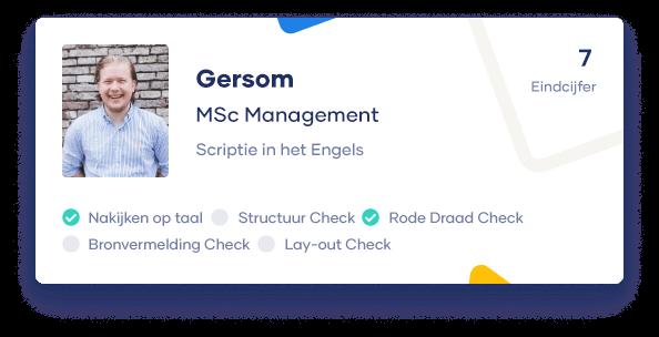 Gersom ID