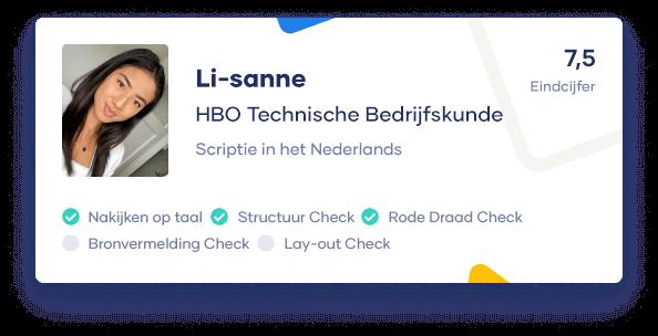 Li-sanne ID